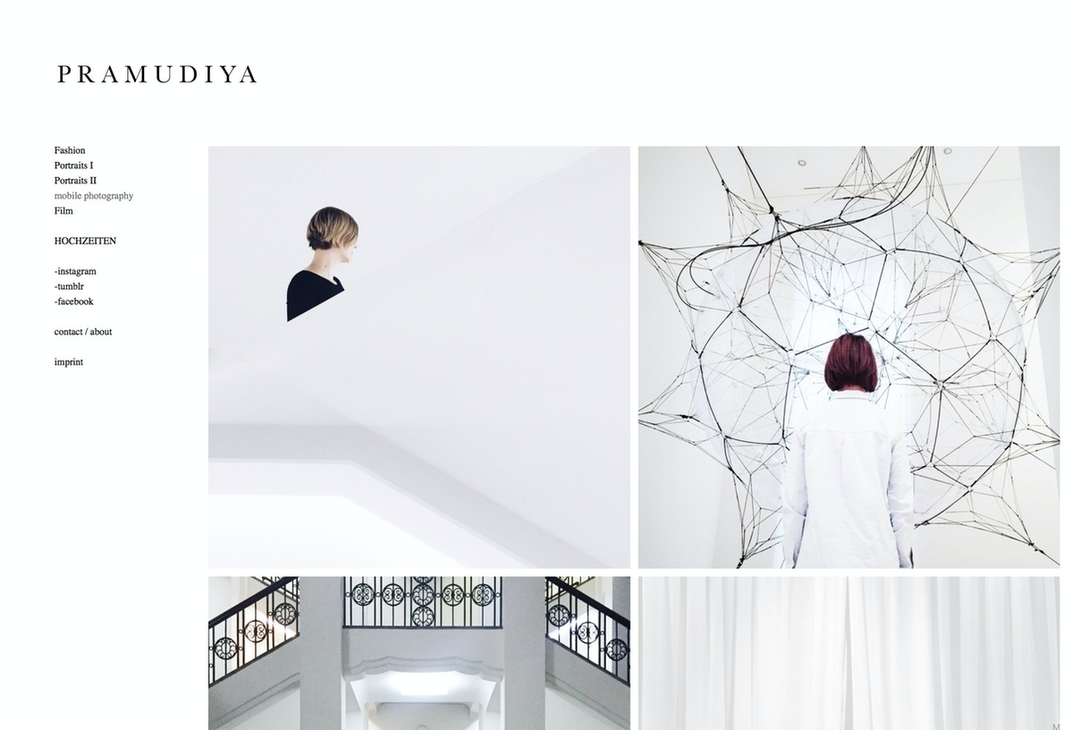 Viewbook - Portfolio Examples
